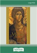 Cover Image: Saint Michael the Archangel (Large Print)