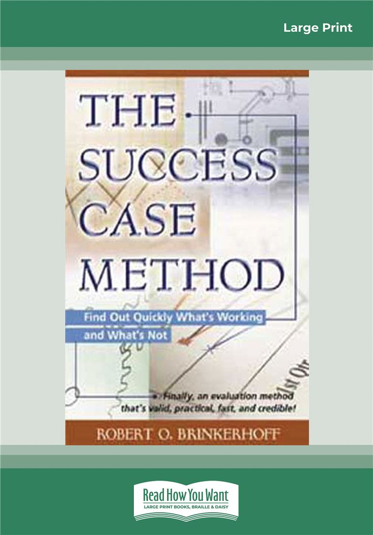The Success Case Method