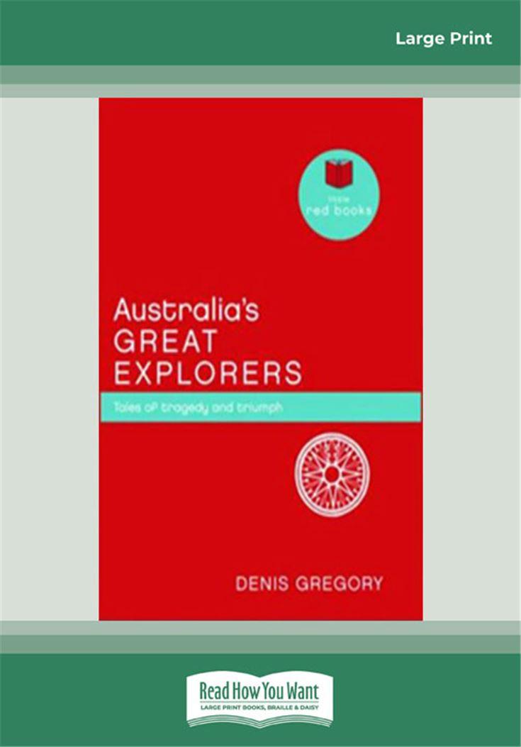 Australia's Great Explorers