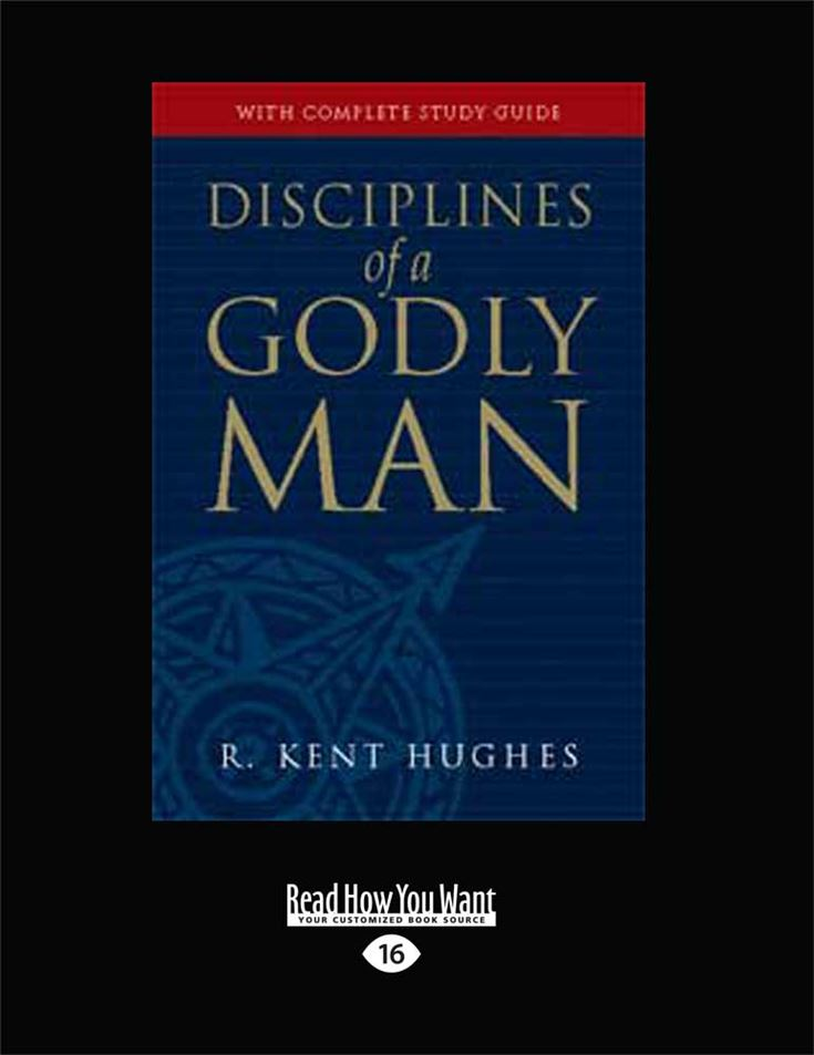 Disciplines of a Godly Man (TP)