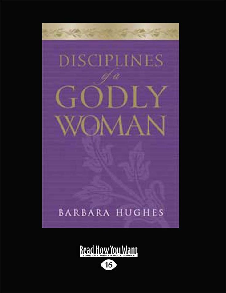 Disciplines of a Godly Woman (TP)