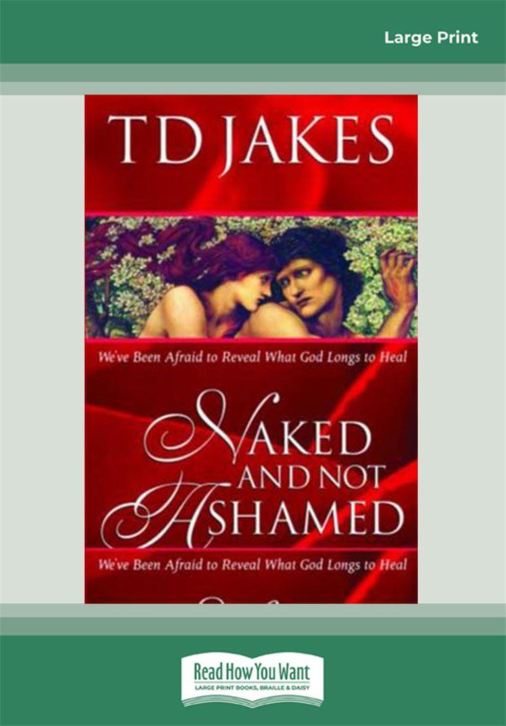 Naked Not Ashamed Revised