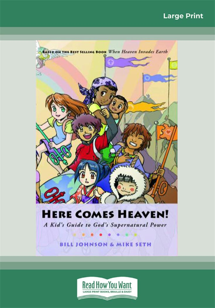 Here Comes Heaven!