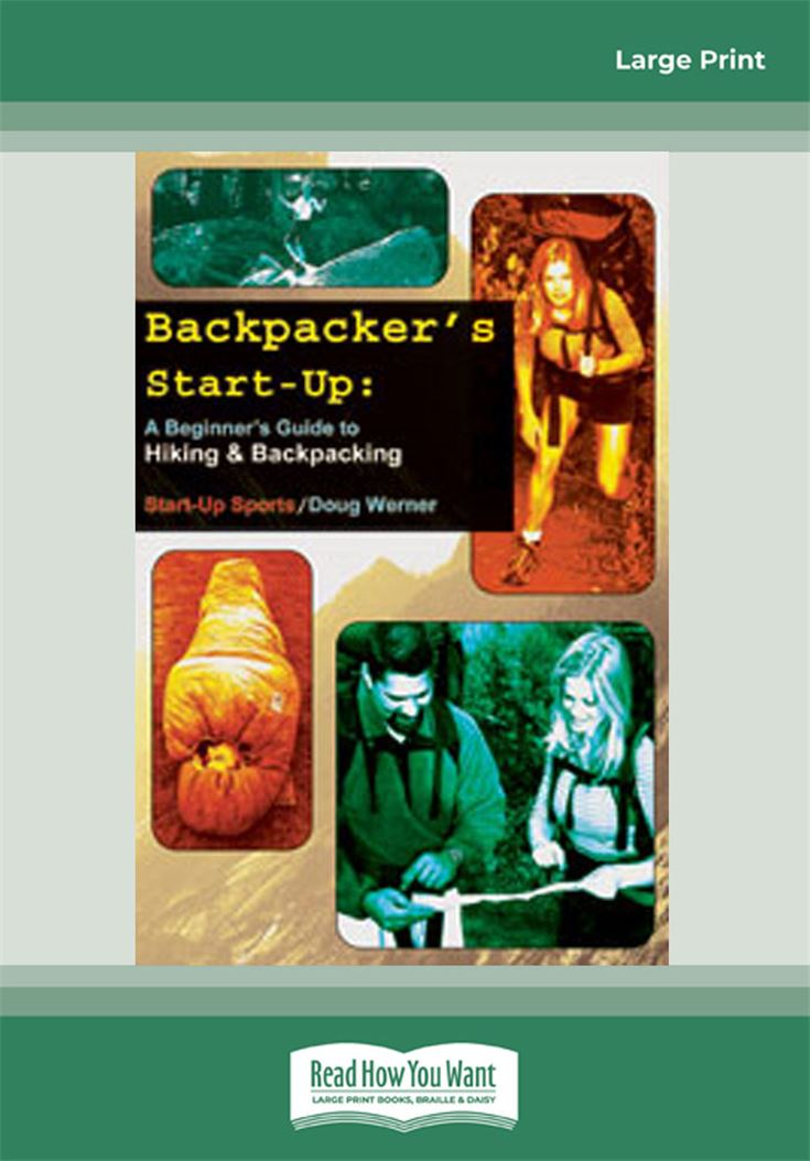 Backpacker's Start-Up