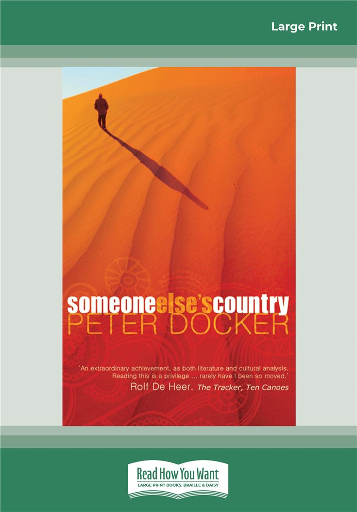Someone Else's Country
