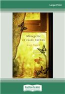 Cover Image: Menagerie of False Truths (Large Print)