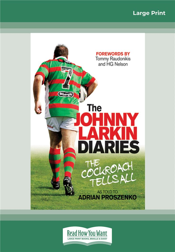 The Johnny Larkin Diaries