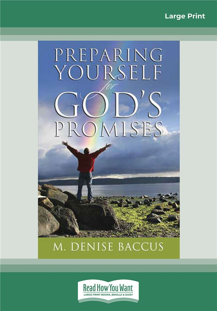 Preparing Yourself for God's Promises
