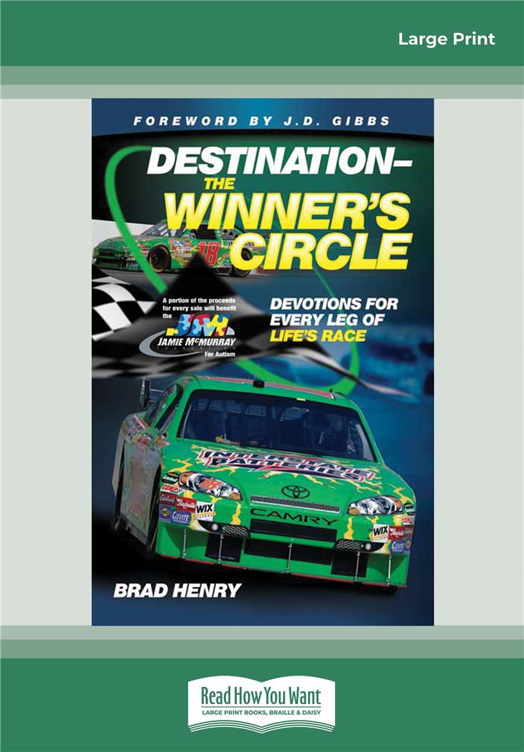 Destination--Winner's Circle