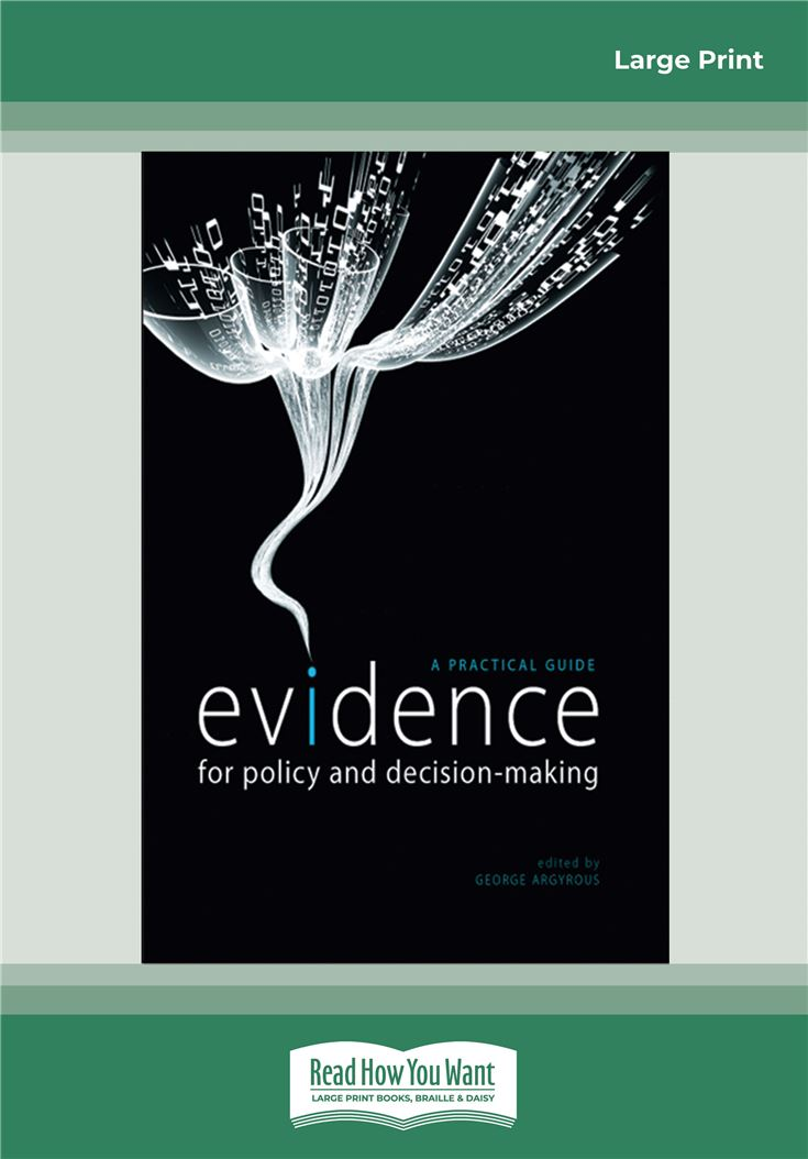 Evidence For Policy & Decision-Making