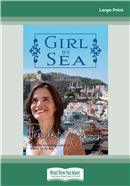 Cover Image: Girl by Sea (Large Print)