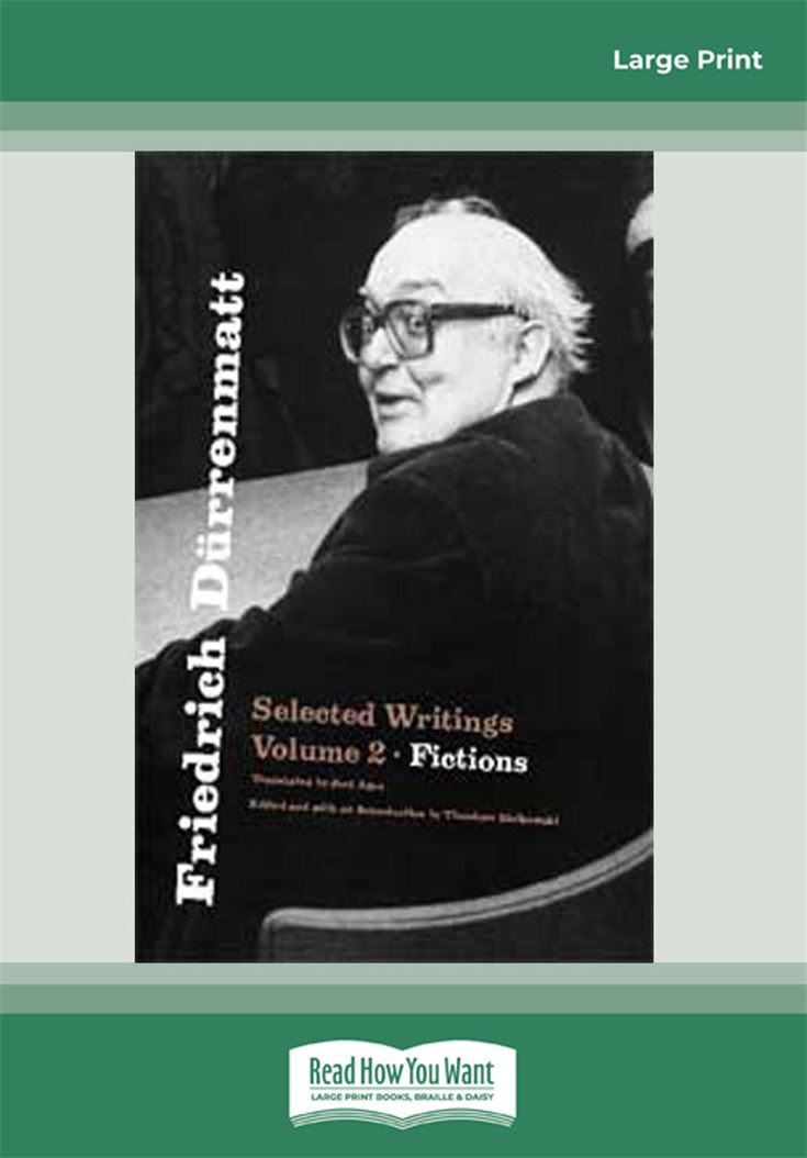 Friedrich Dürrenmatt, Volume 2