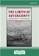 Cover Image: The Limits of Sovereignty (Large Print)