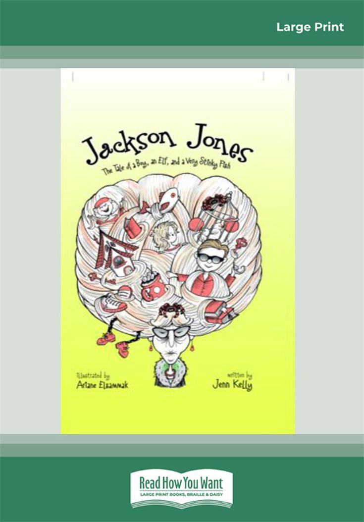 Jackson Jones, Book 1