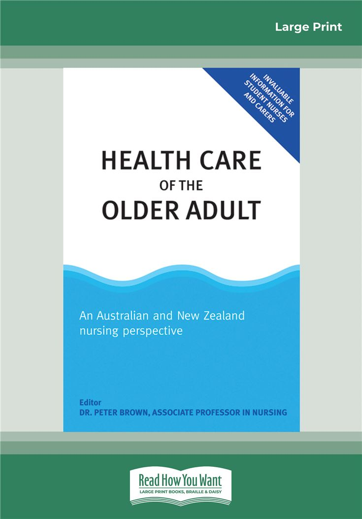 Health Care of the Older Adult