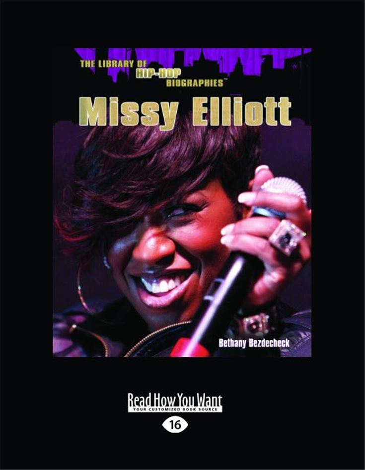 Missy Elliot (Library of Hip-Hop Biographies)