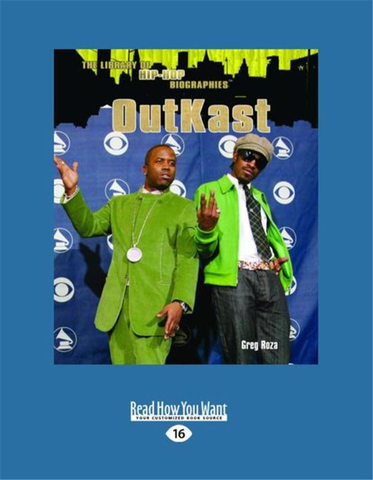 OutKast (The Library of Hip-Hop Biographies)