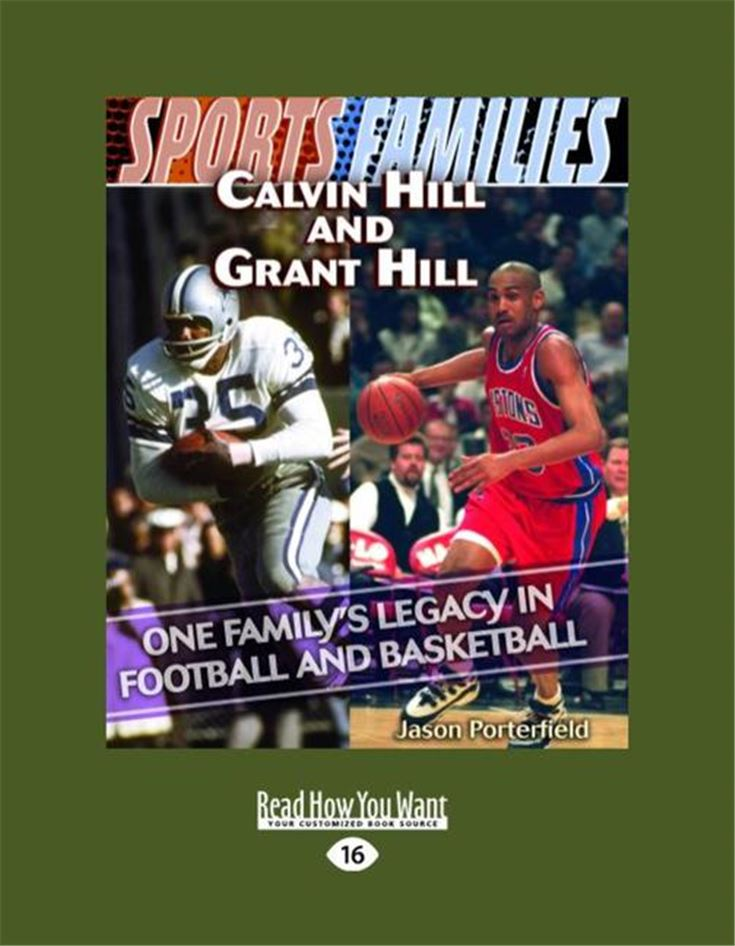 Calvin Hill and Grant Hill