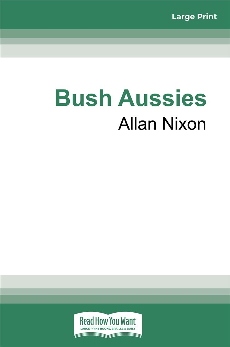 Bush Aussies