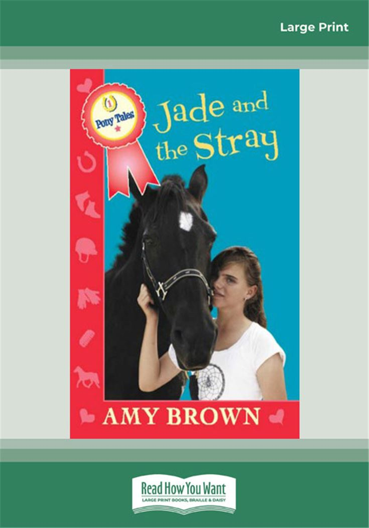 Jade and the Stray