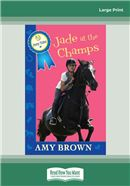 Cover Image: Jade at the Champs (Large Print)