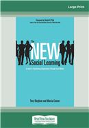 Cover Image: The New Social Learning (Large Print)