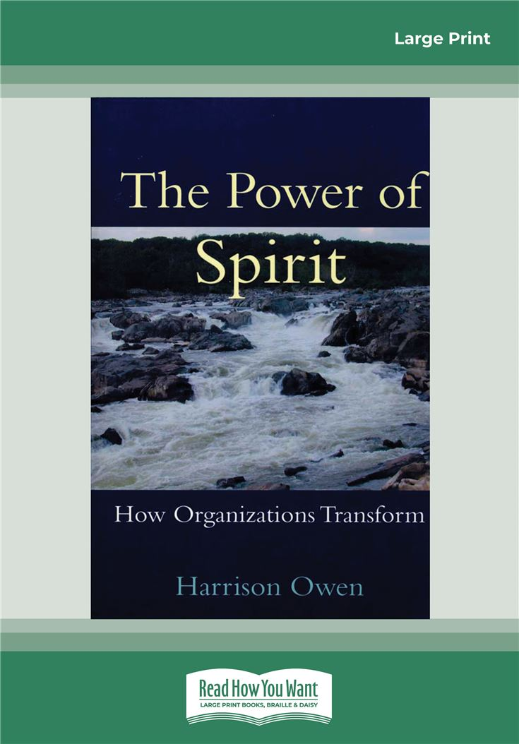 The Power of Spirit