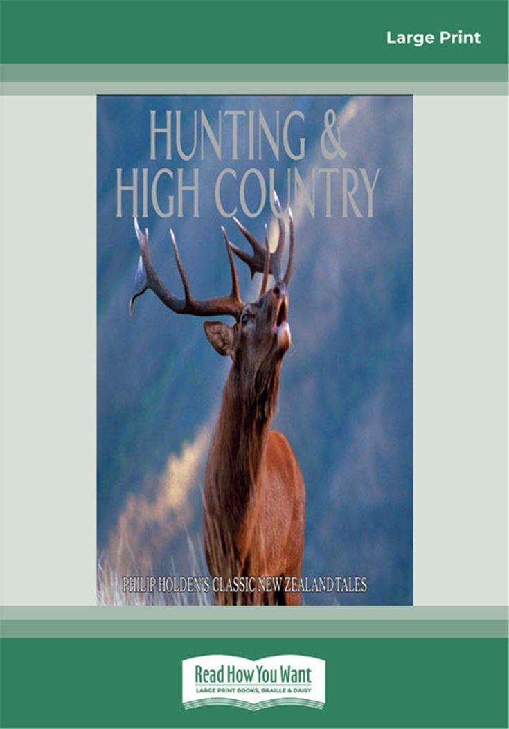 Hunting and High Country