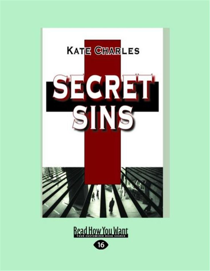 Secret Sins (Callie Anson Mysteries)