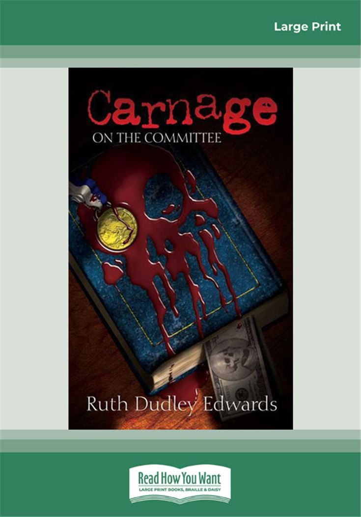Carnage On the Committee (Robert Amiss Mysteries)