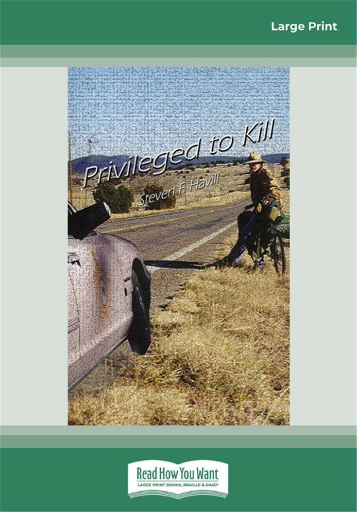 Privileged to Kill (Missing Mysteries)