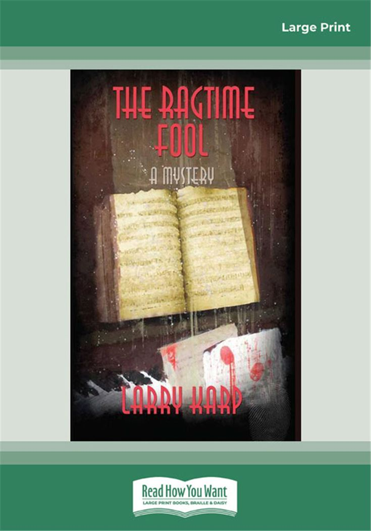 The Ragtime Fool (Ragtime Mysteries)