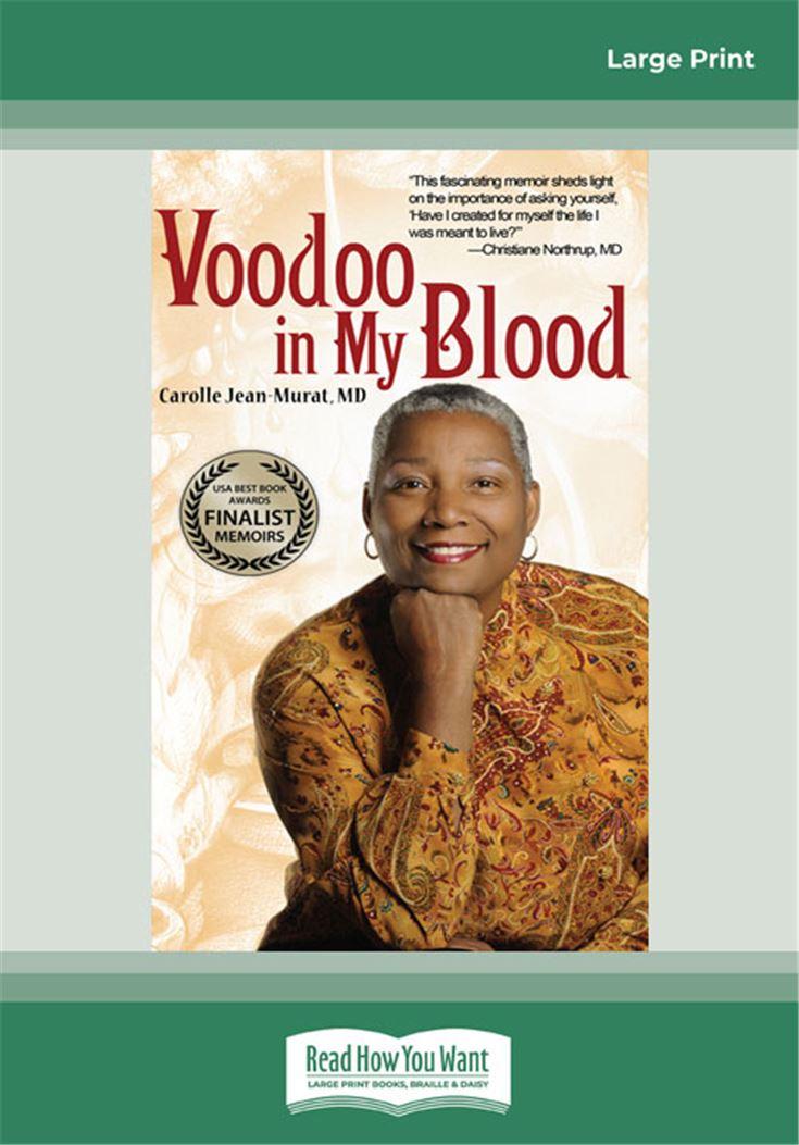 Voodoo in My Blood