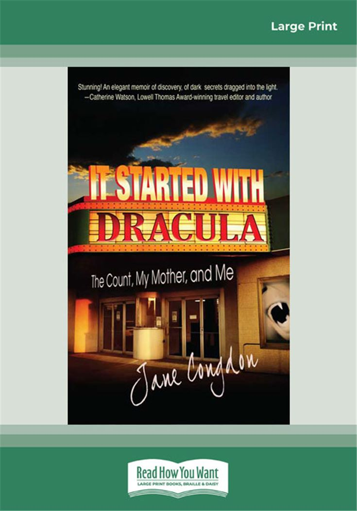 It Started with Dracula:
