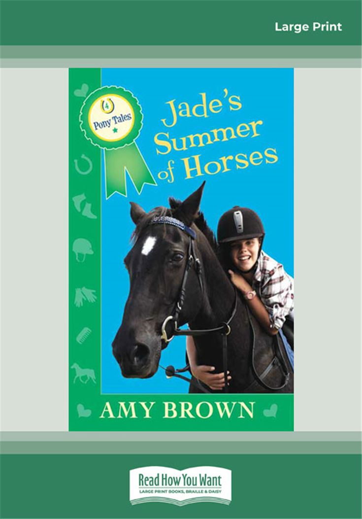 Jade's Summer of Horses