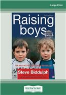 Cover Image: Raising Boys (Third Edition) (Large Print)