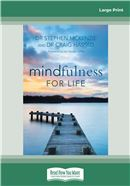 Cover Image: Mindfulness for Life (Large Print)