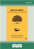 Cover Image: Martin Hawes' Investment Guide (Large Print)
