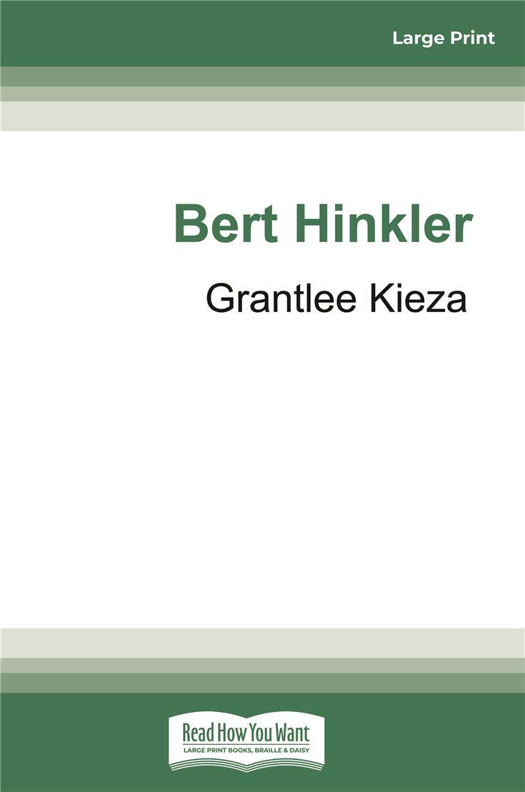 Bert Hinkler