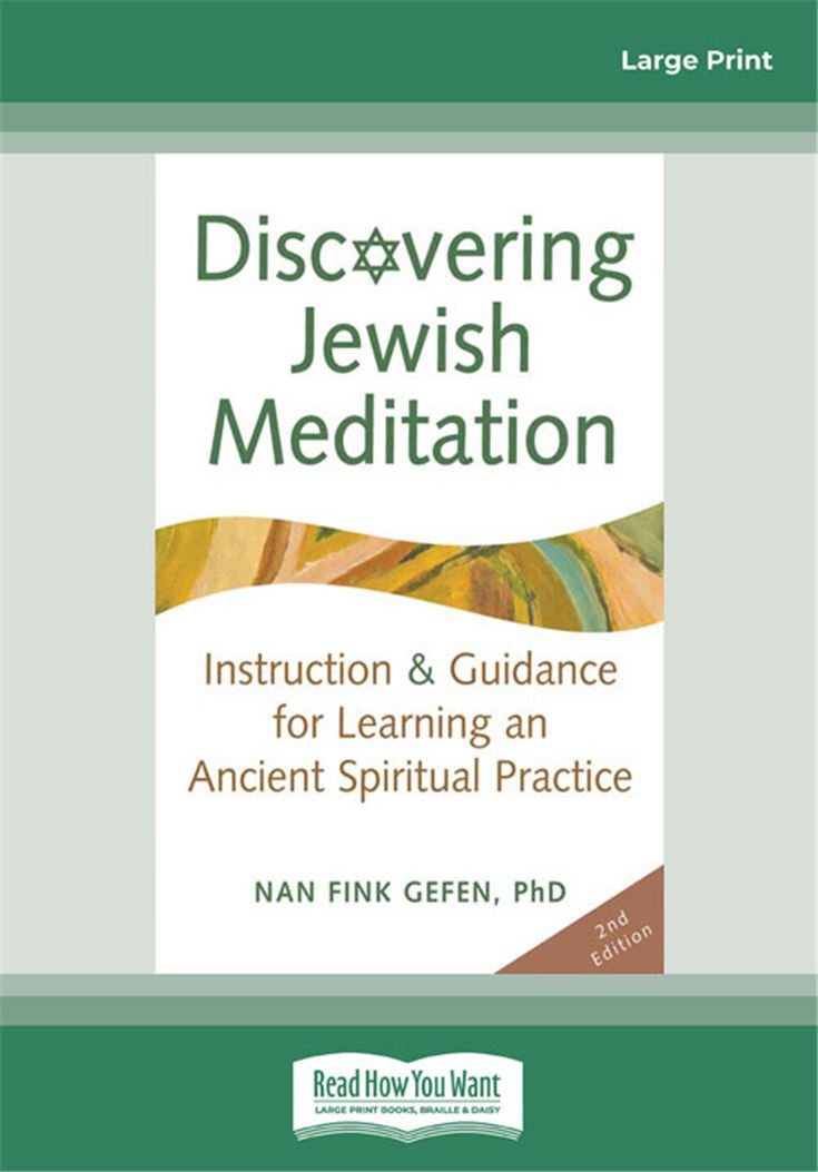 Discovering Jewish Meditation, 2nd Edition