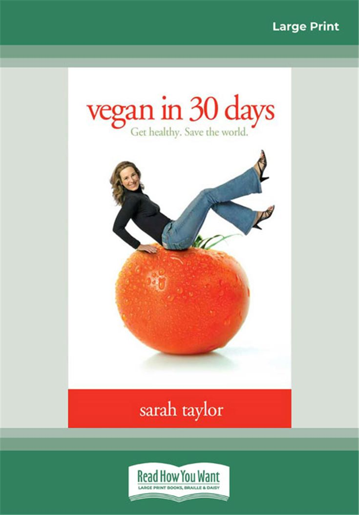 Vegan in 30 Days