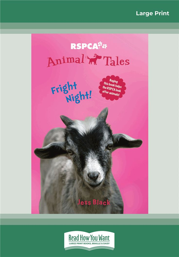 RSPCA Animal Tales 6: Fright Night
