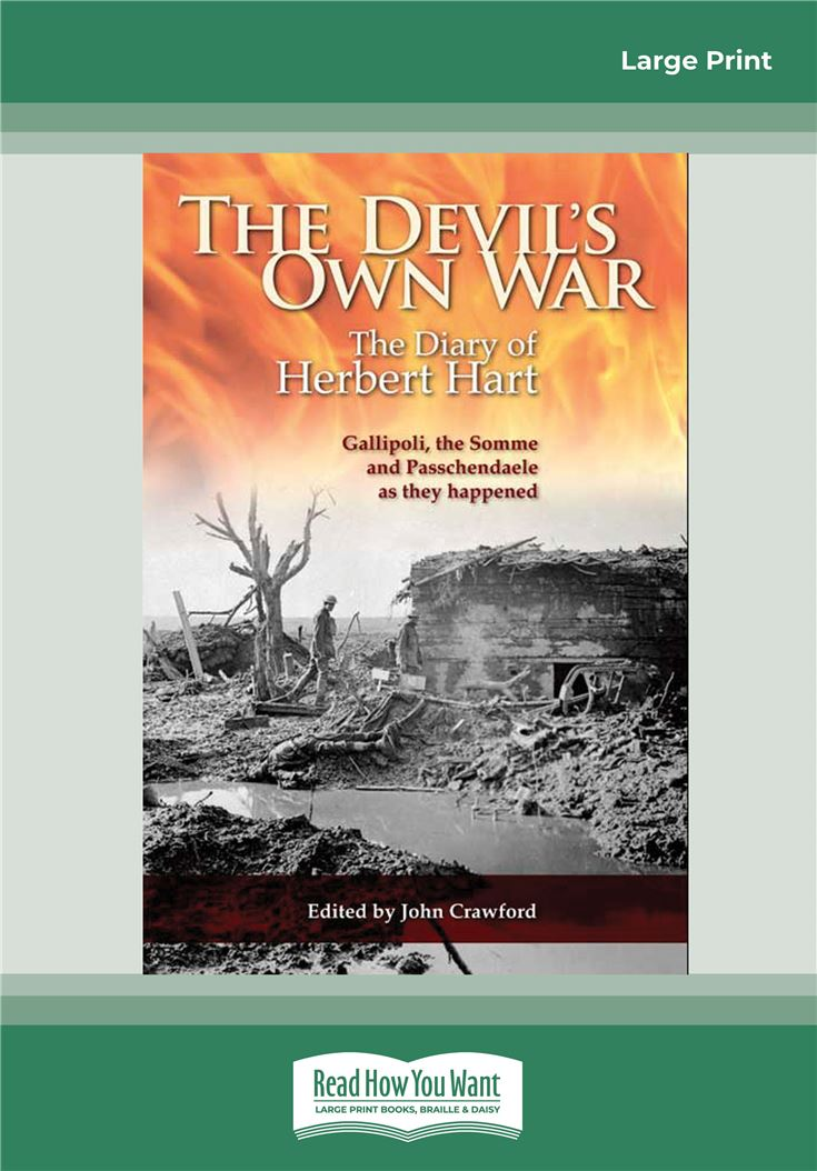 The Devil's Own War