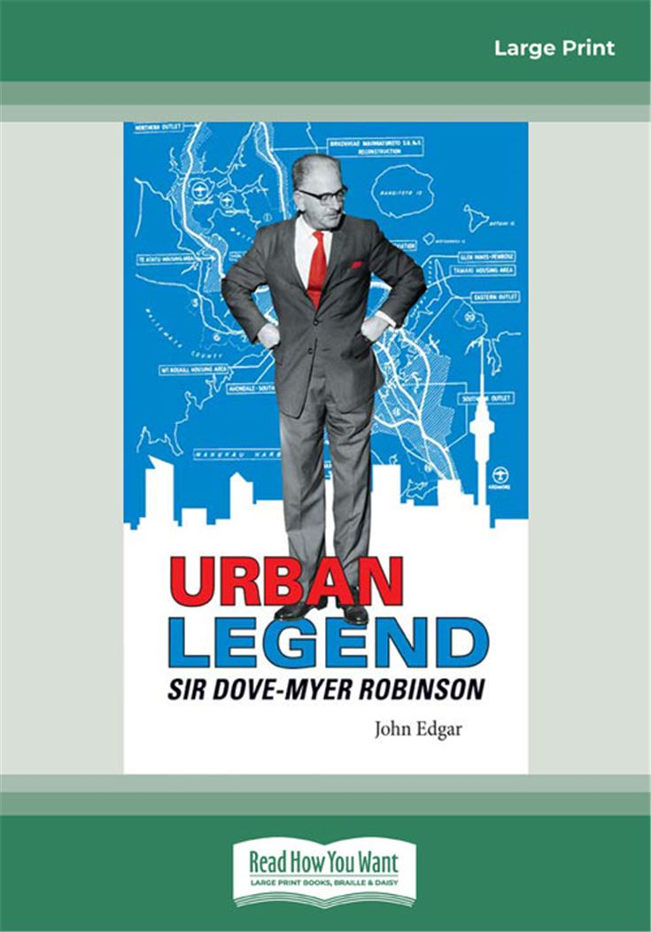 Urban Legend - Sir Dove Myer Robinson
