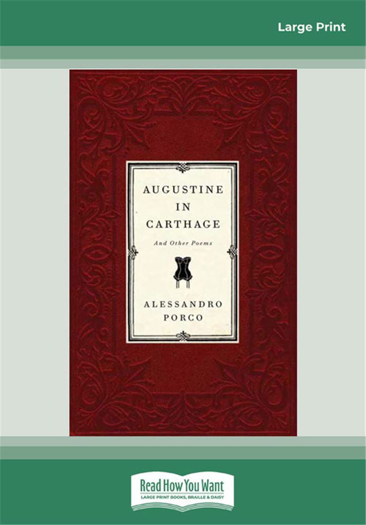 Augustine in Carthage and Other Poems