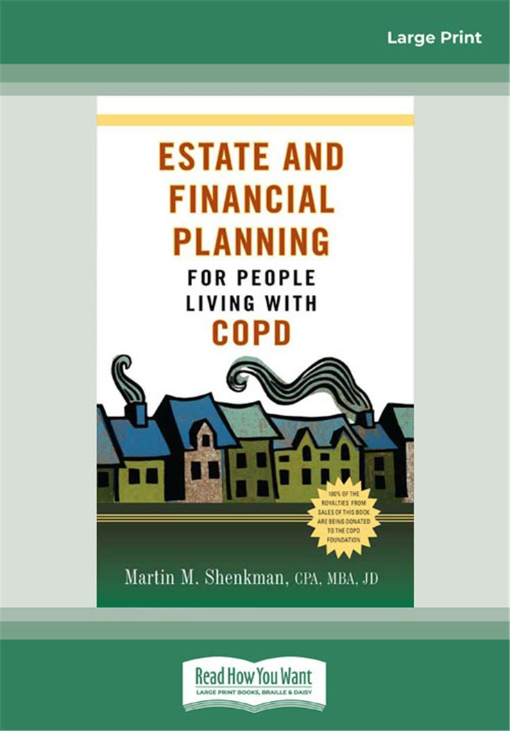 Estate and Financial Planning for People Living with COPD