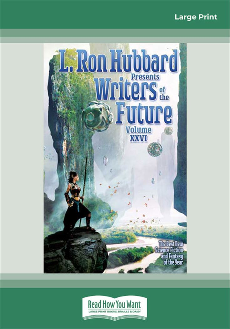 Writers of the Future Volume 26