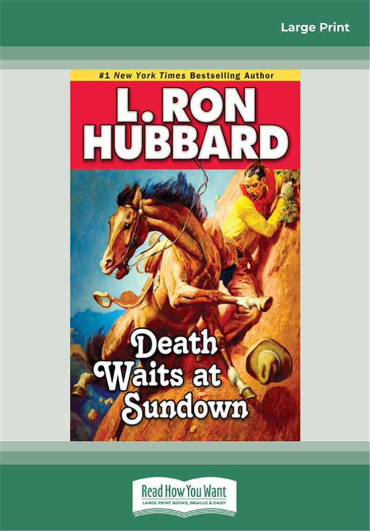 Death Waits at Sundown
