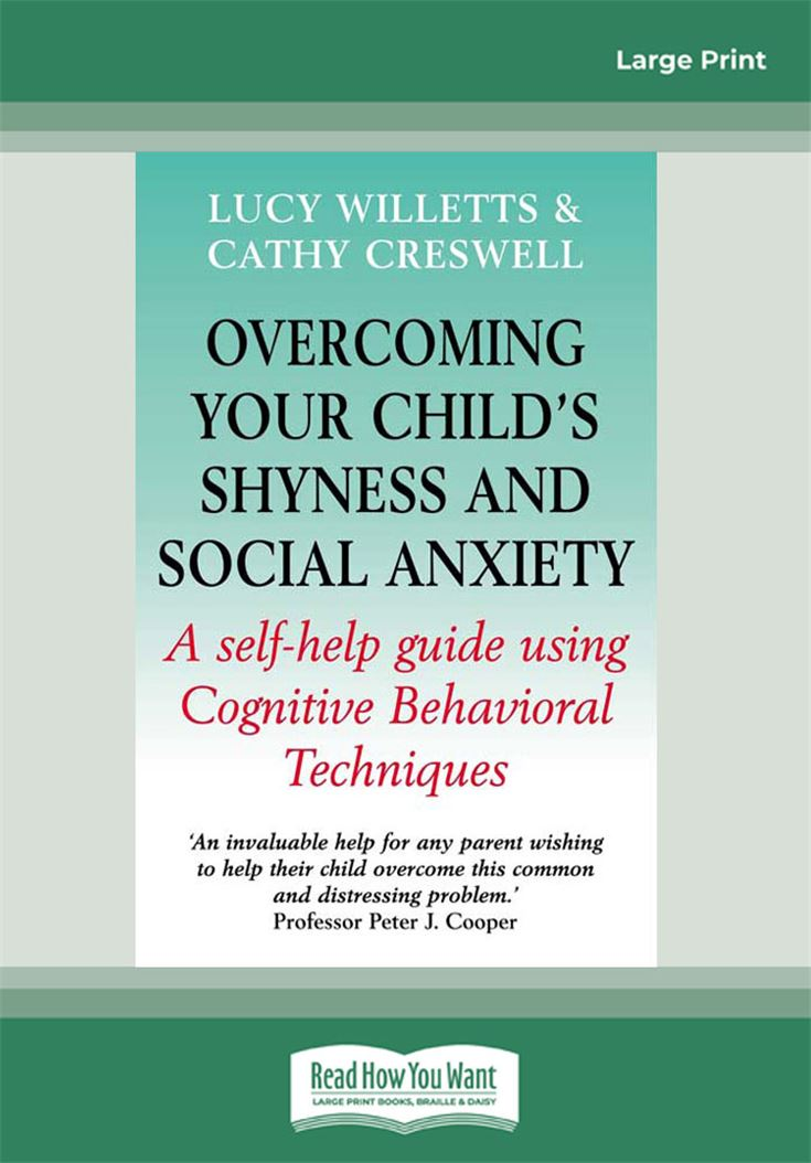 Overcoming Your Child's Shyness and Social Anxiety