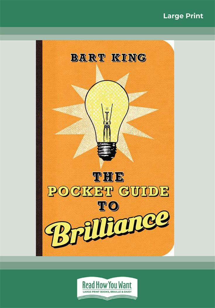The Pocket Guide to Brilliance
